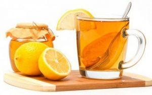 чай с медом фото