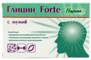 Глицин форте аналоги