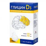 особенности препарата Глицин Д3