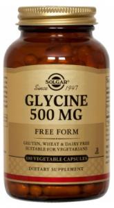 глицин в препаратах
