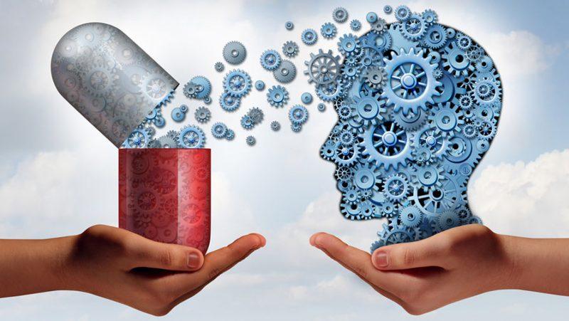 глицин и мозг