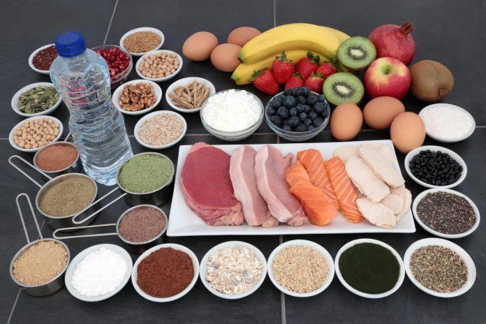 в каких продуктах содержится глицин